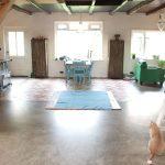 sfeer met een woonbeton vloer - Gietvloer in een appartement