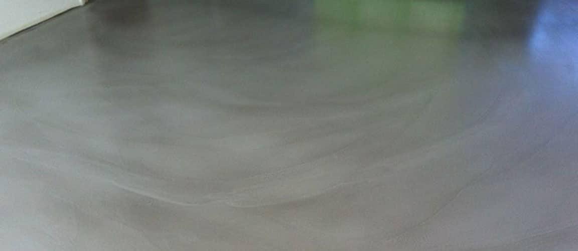 Wat is een betonlook gietvloer?