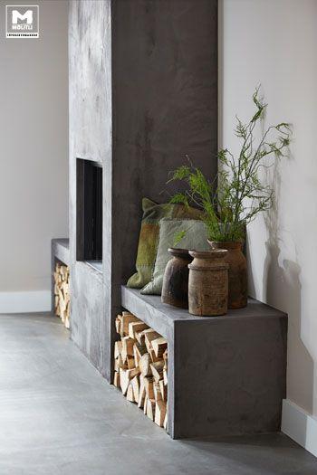 Gietvloer Zaandam Gietbeton materialen met betonlook vloer